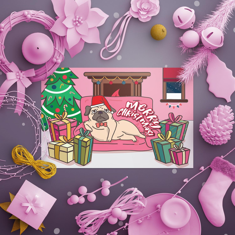 Christmas Card_2017 Keith