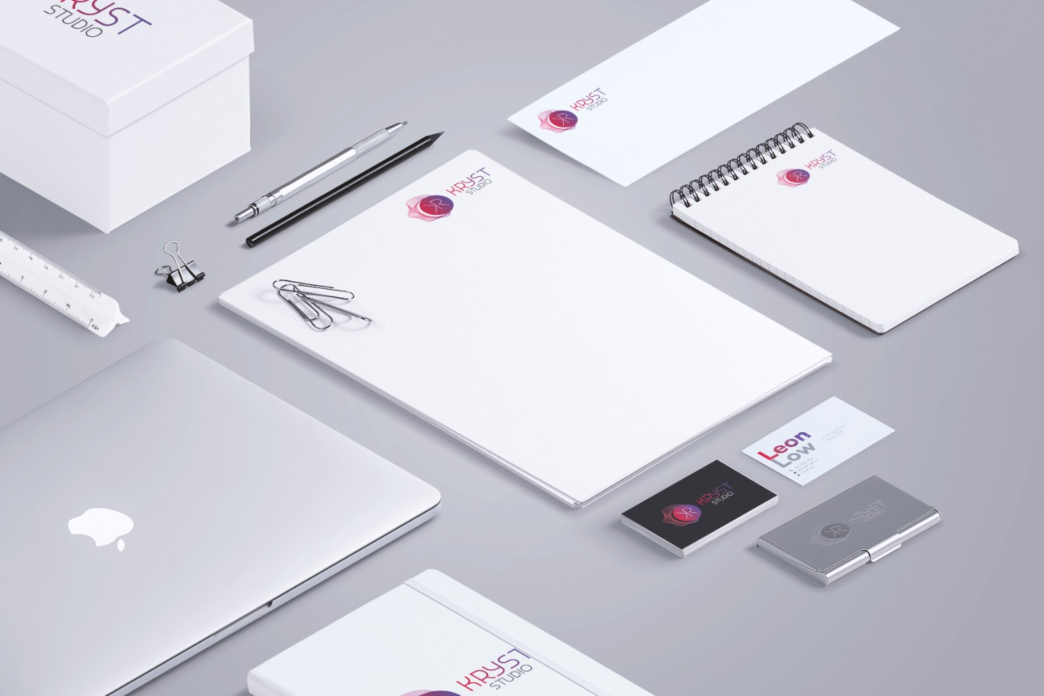 Iso Stationary Mockup - 9 - Kryst