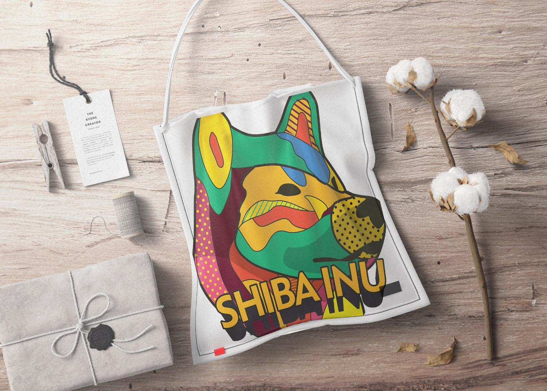 Shiba Inu - Pop Art