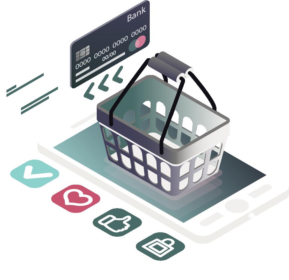 eCommerce Web Design and Development - Kryst
